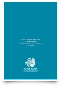Solicitud de Alta en AFA-Bizkaia